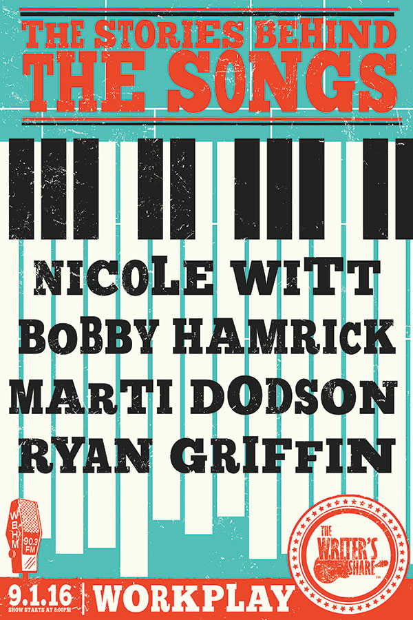Nicole Witt, Bobby Hamrick, Marti Dodson and Ryan Griffin