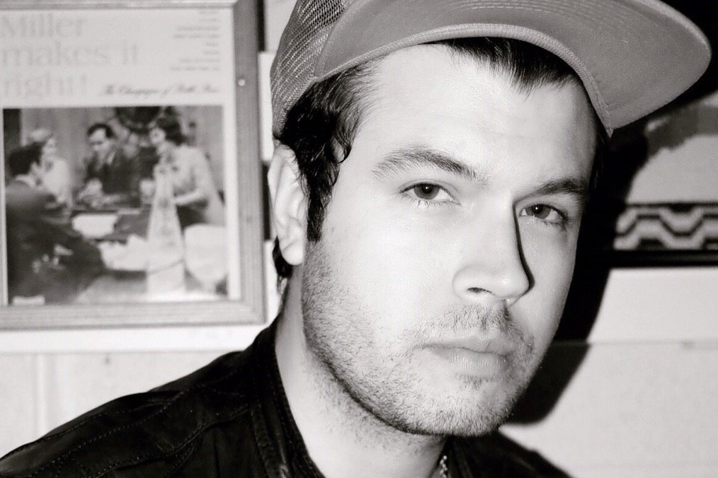 Adam James